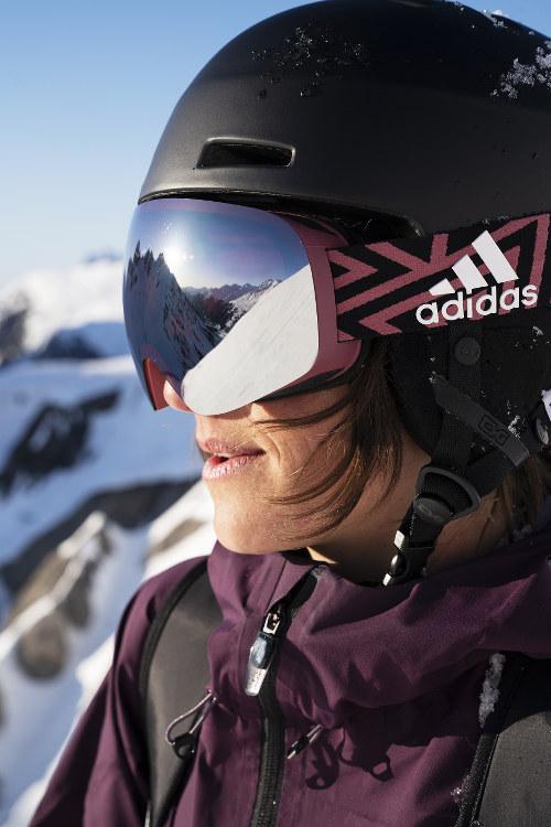 6227dcbe1a3e45 adidas Sport eyewear lanceert de backland S skibril